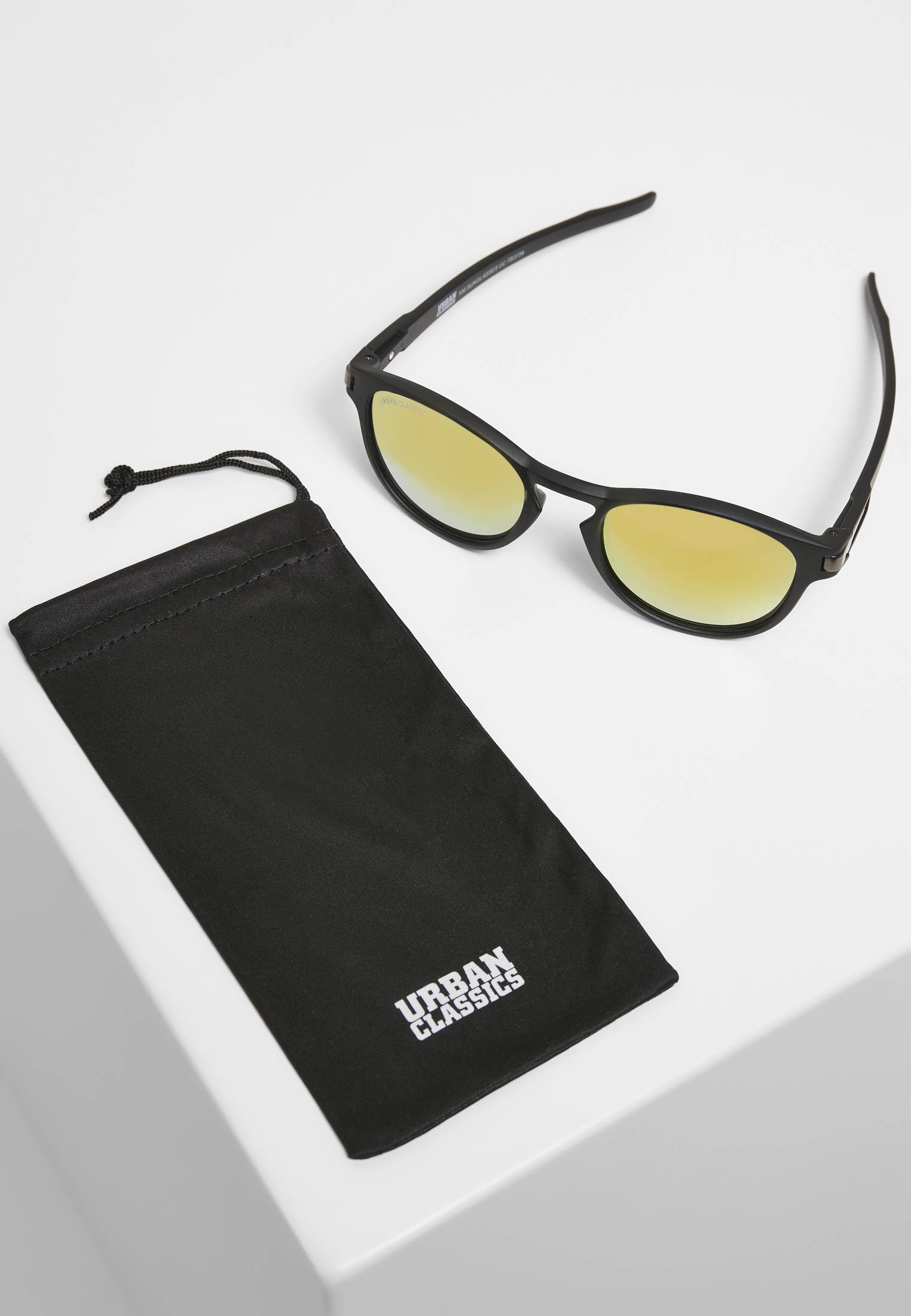 Urban Classics 106 Sunglasses UC black/orange - One Size