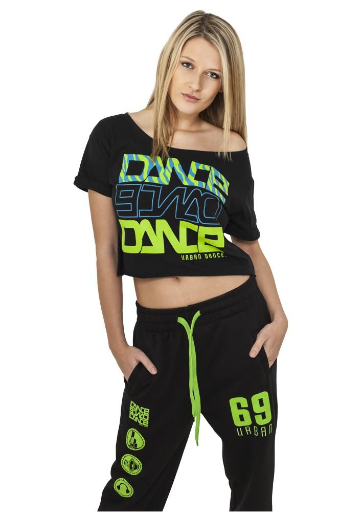 Urban Classics Short Dance Zebra Blk Lgr - XS / čierna