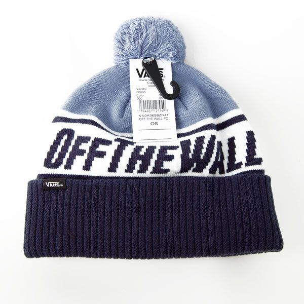 VANS BY OFF THE WALL POM DRESS BLUE - Uni