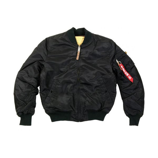 Alpha Industries MA-1 VF 59 Black - XL