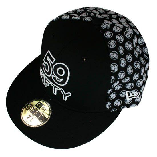 New Era Cap 1508 Black - 7 1/4 / čierna