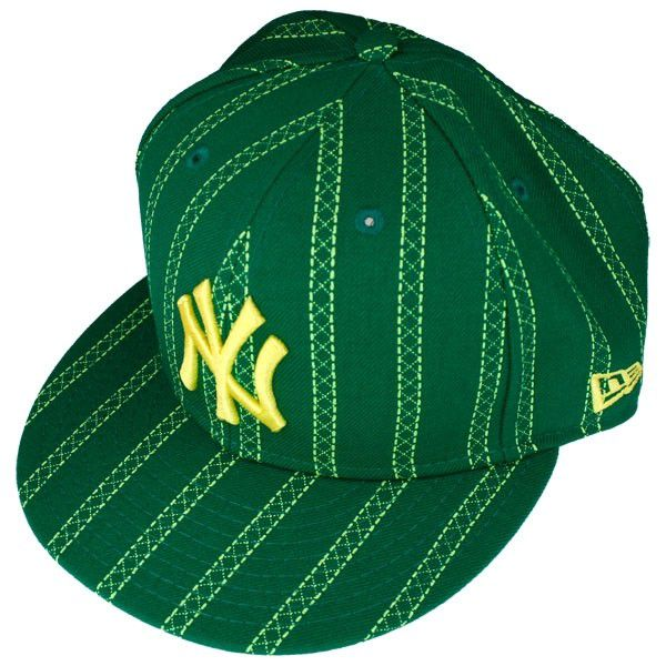 New Era Cap Grn - 7 3/8 / zelená