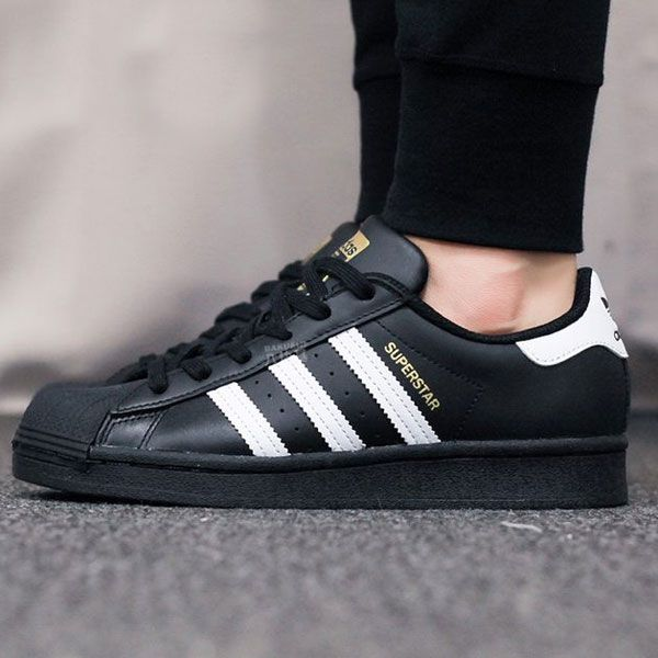 Adidas Superstar Black - 42