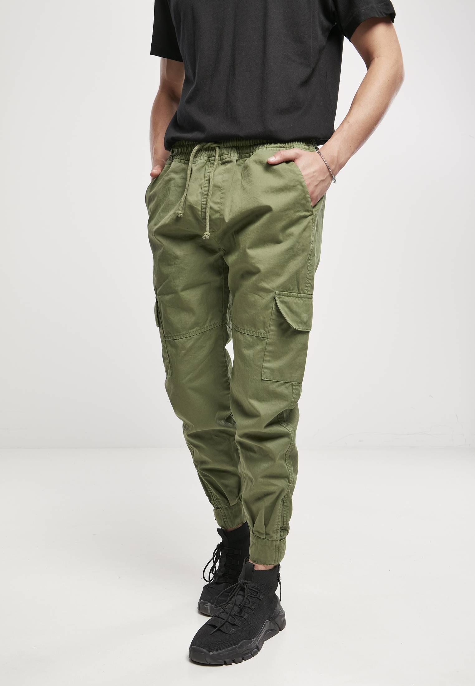 Urban Classics Military Jogg Pants newolive - S