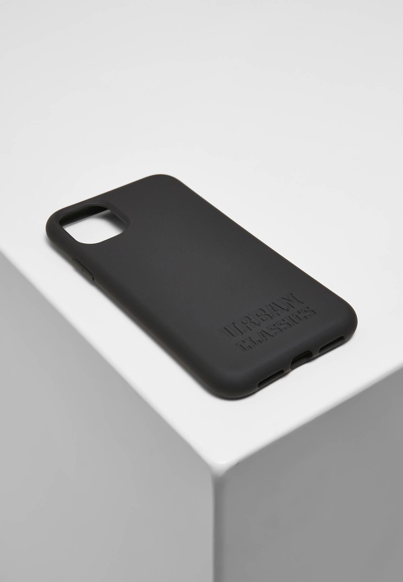 Logo Phonecase I Phone 11 black - One Size