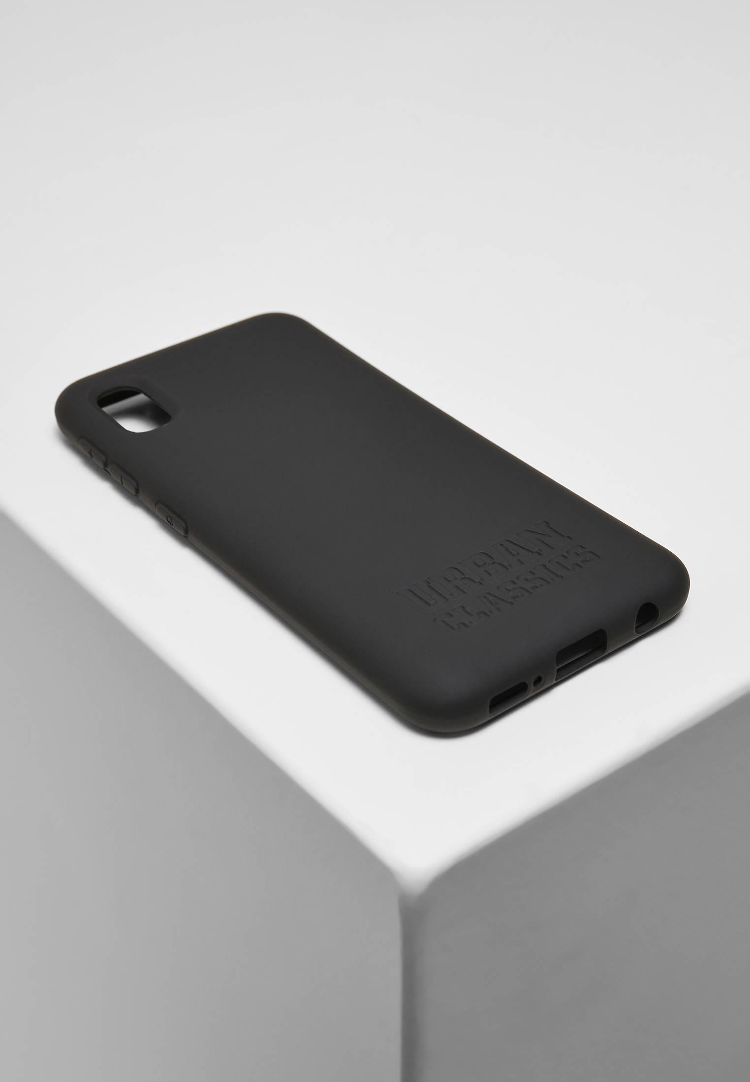 Logo Phonecase Galaxy A10e black - One Size