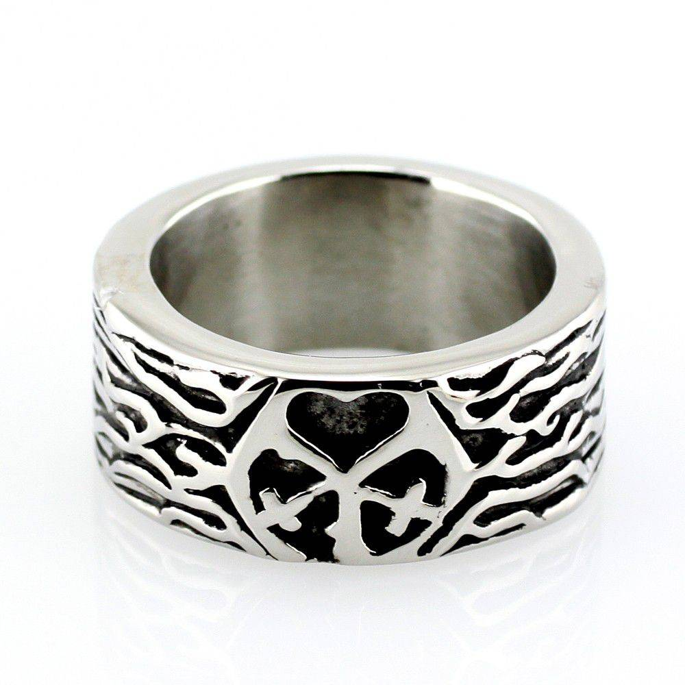 PRIM Earrings Steel silver - 10 / strieborná