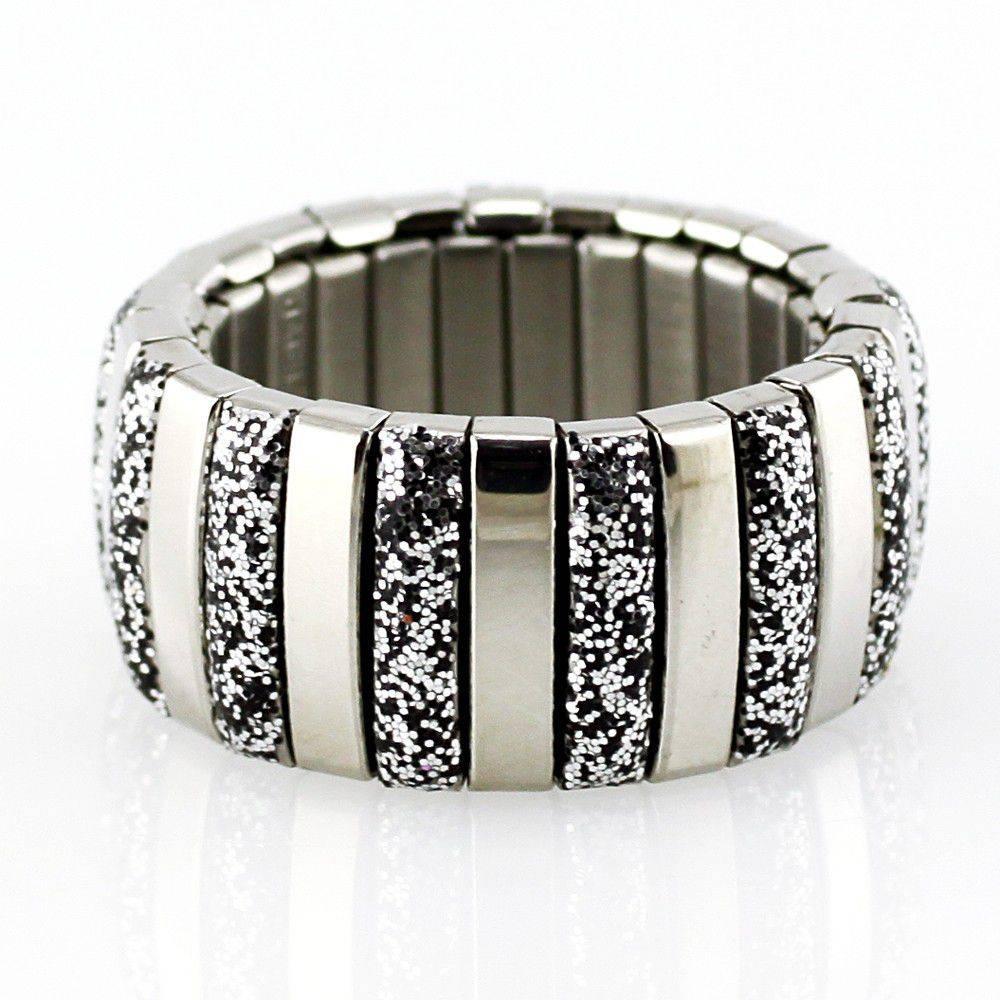 PRIM Steel Earrings Box Silver - 10 / strieborná