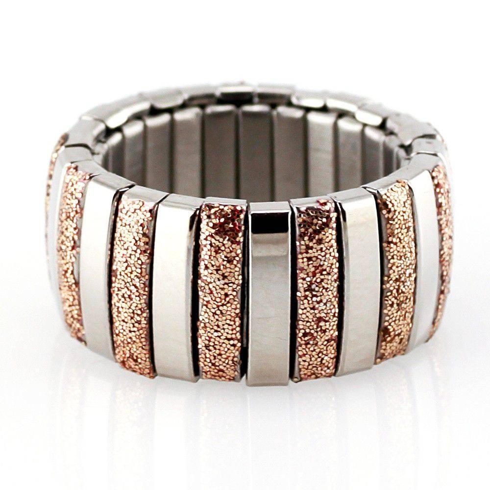PRIM Steel Ring S/G - 10 / strieborná