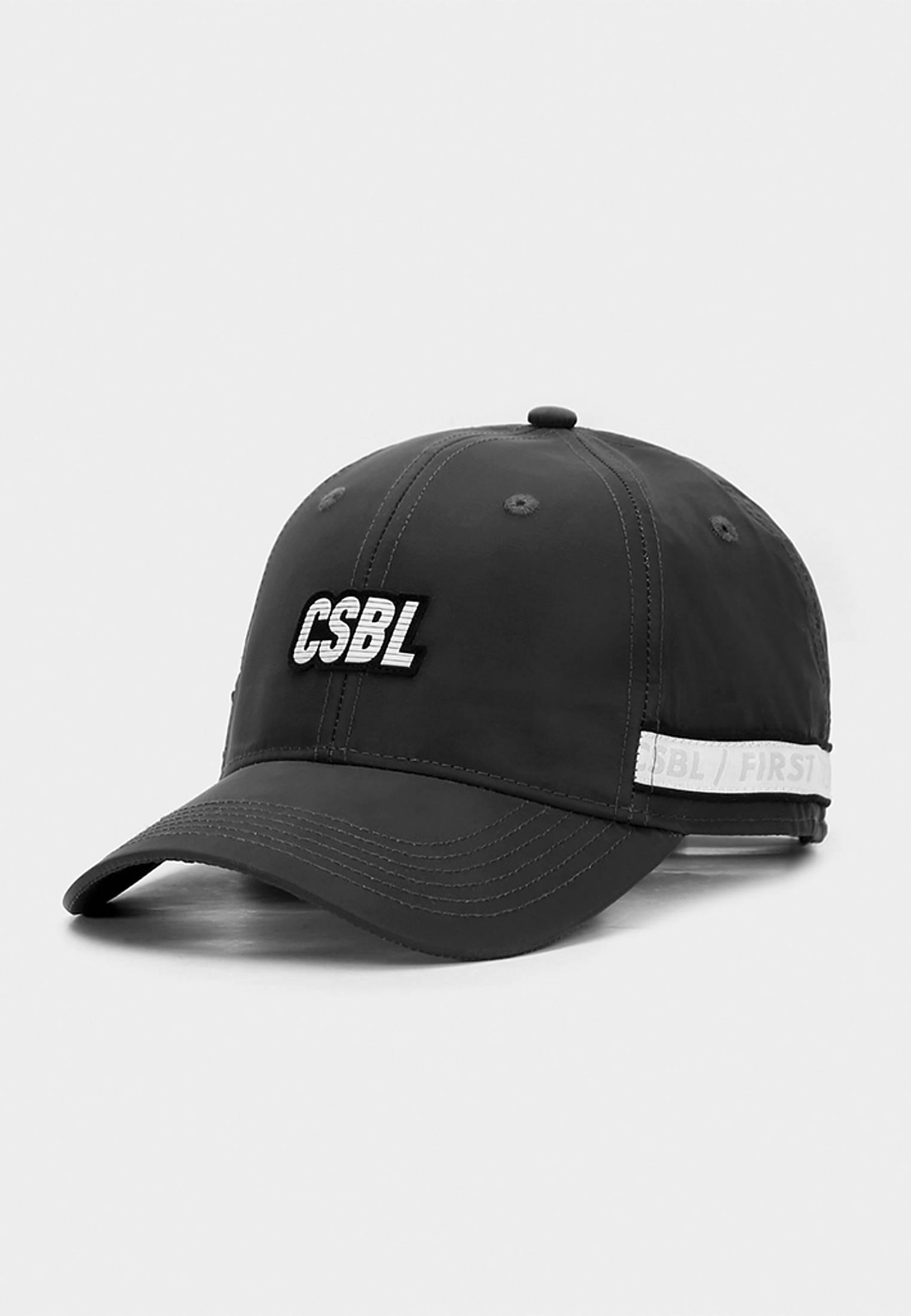 Urban Classics CSBL First Division Curved Cap black - One Size