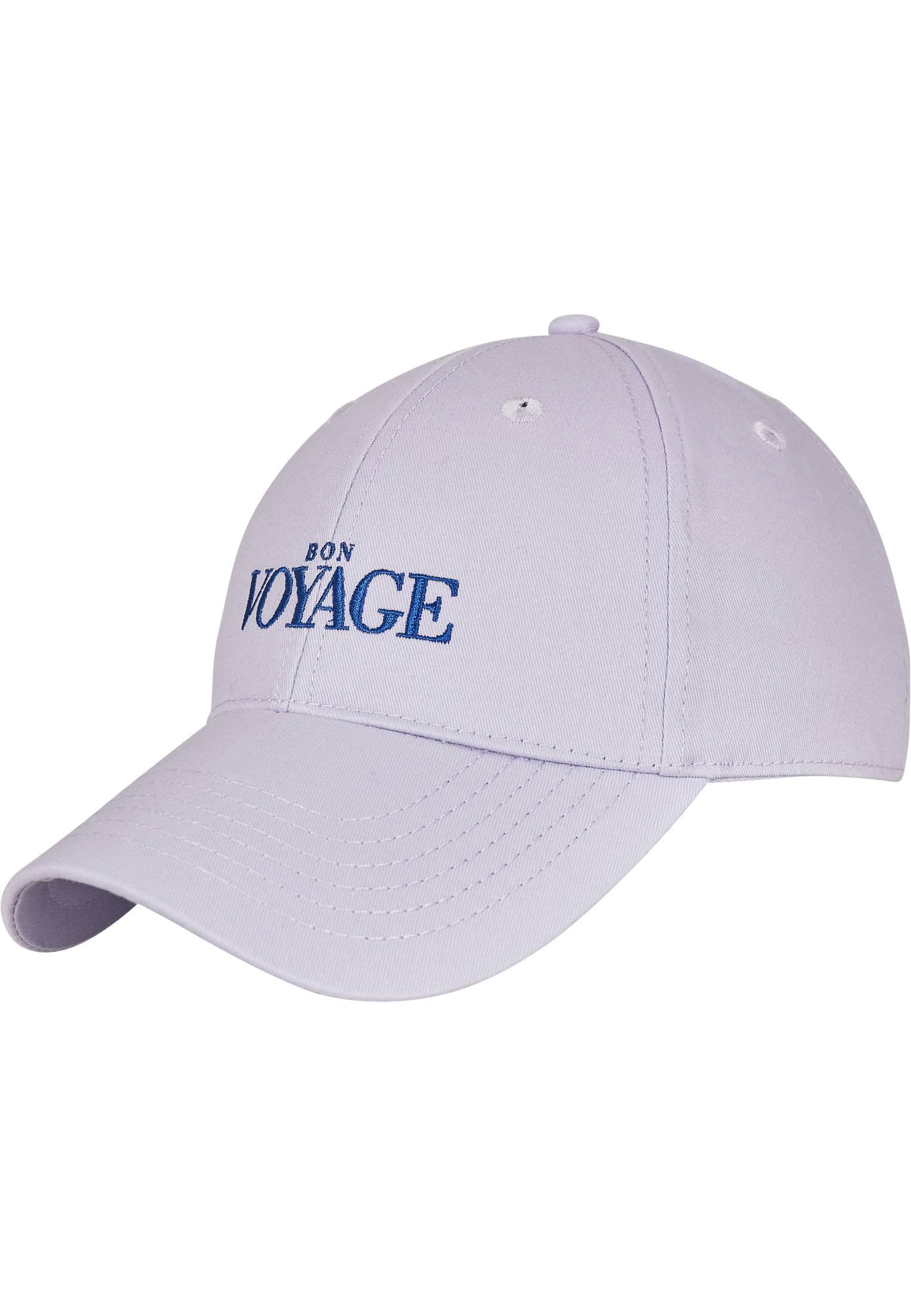 Urban Classics C&S WL Bon Voyage Curved Cap pale lilac/mc - One Size