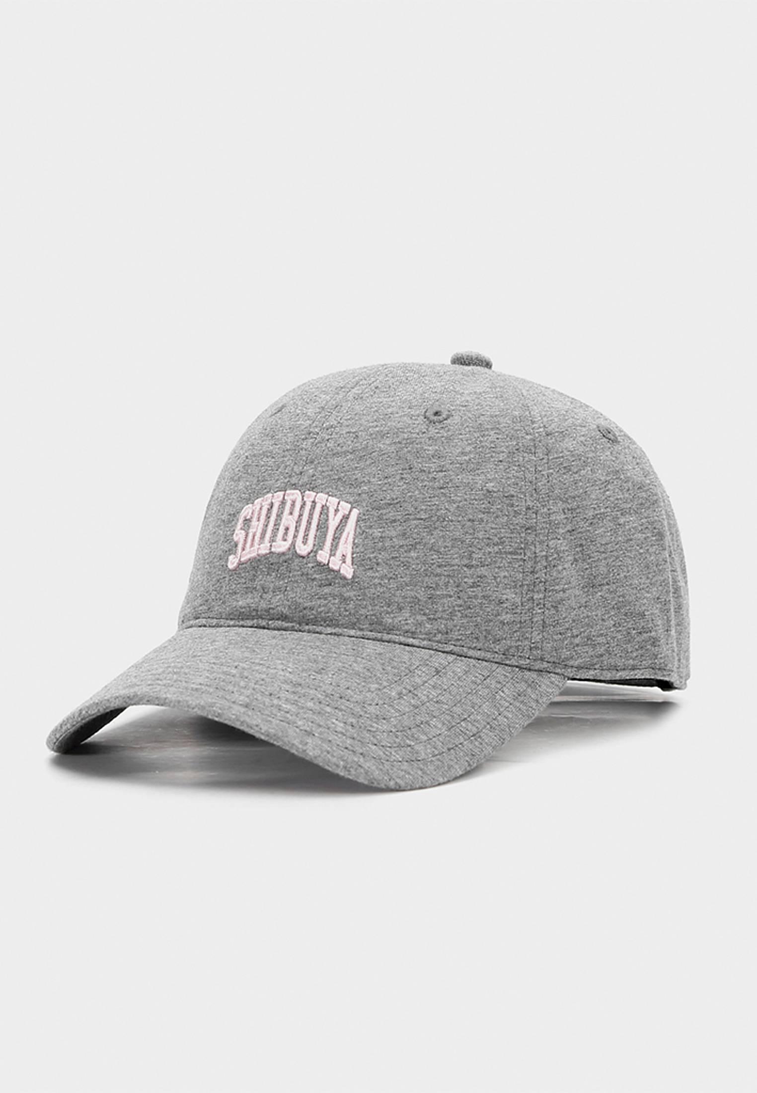 Urban Classics CSBL Oath Curved Cap grey heather - One Size