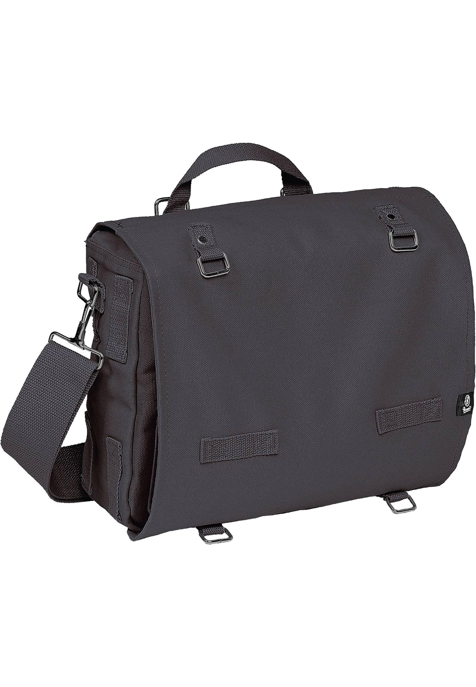 Urban Classics Brandit Big Military Bag charcoal - One Size