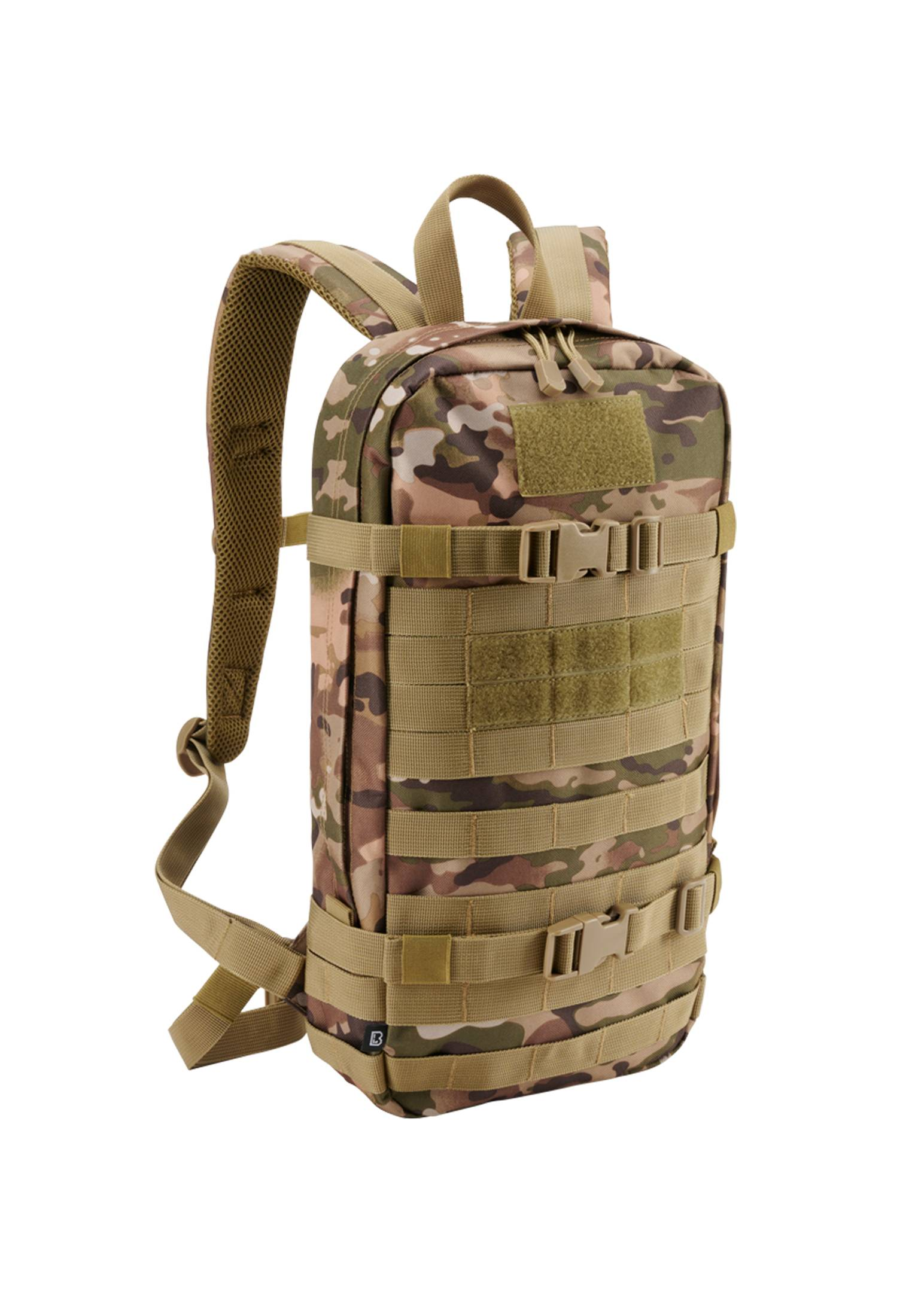 Urban Classics US Cooper Daypack tactical camo - One Size