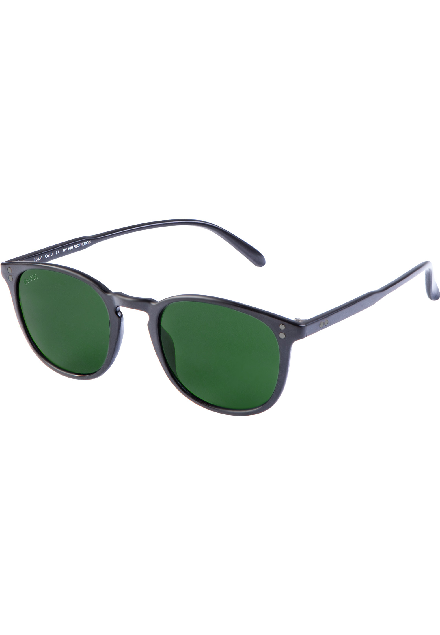 Master Dis Sunglasses Arthur blk/grn - One Size