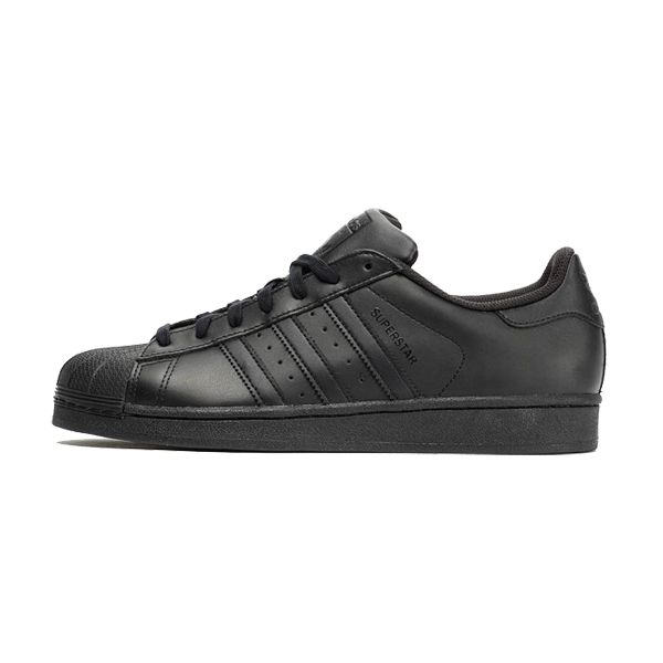 Adidas Superstar Foundation Black Black AF5666 - 46.7