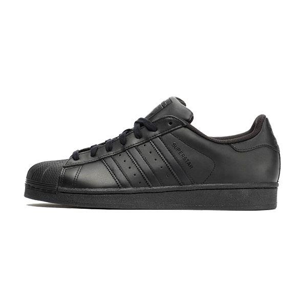 Adidas Superstar Foundation Black Black AF5666 - 46.7