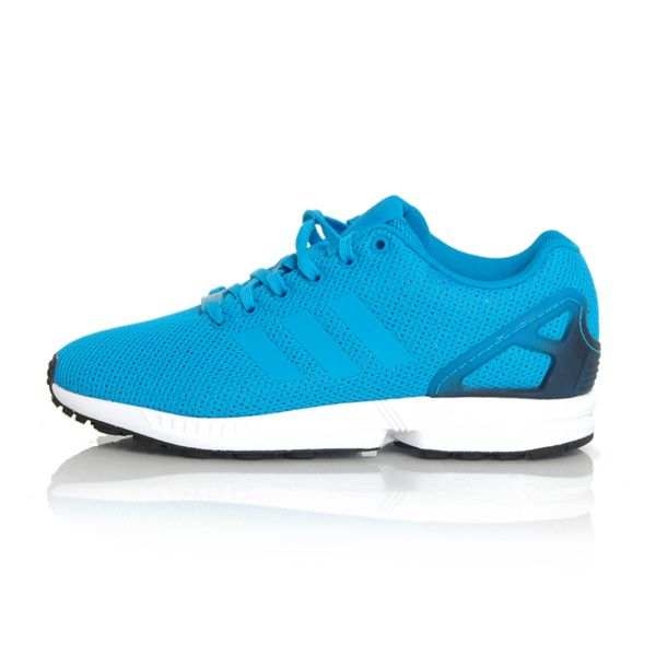 Adidas ZX FLUX Solid Blue Black AF6329 - 46