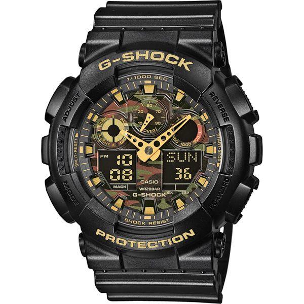 Casio G-Shock GA 100CF-1A9 (411) - Uni