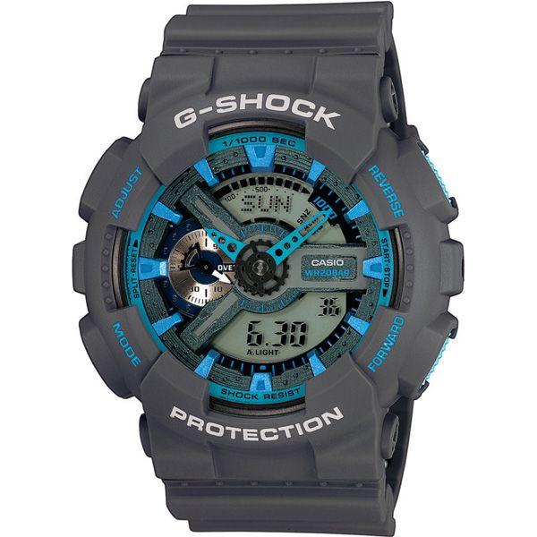 Casio G-Shock GA 110TS-8A2 (411) - Uni