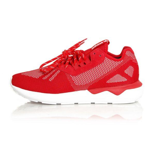 Adidas Tubular Runner Red White B25597 - 40.7