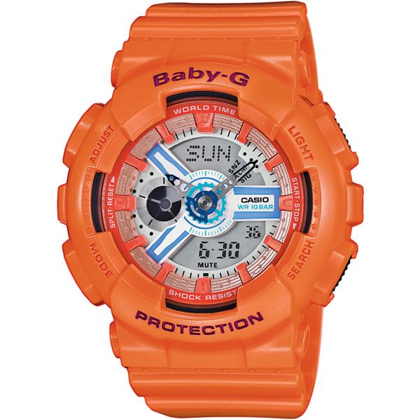 Casio Baby-G BA 110SN-4A (397) - Uni